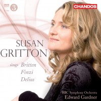 Susan Gritton Album Cover